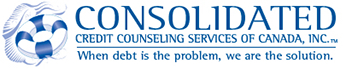 Consolidated Credit Counseling Services of Canada Debt Consolidation Debt Counseling